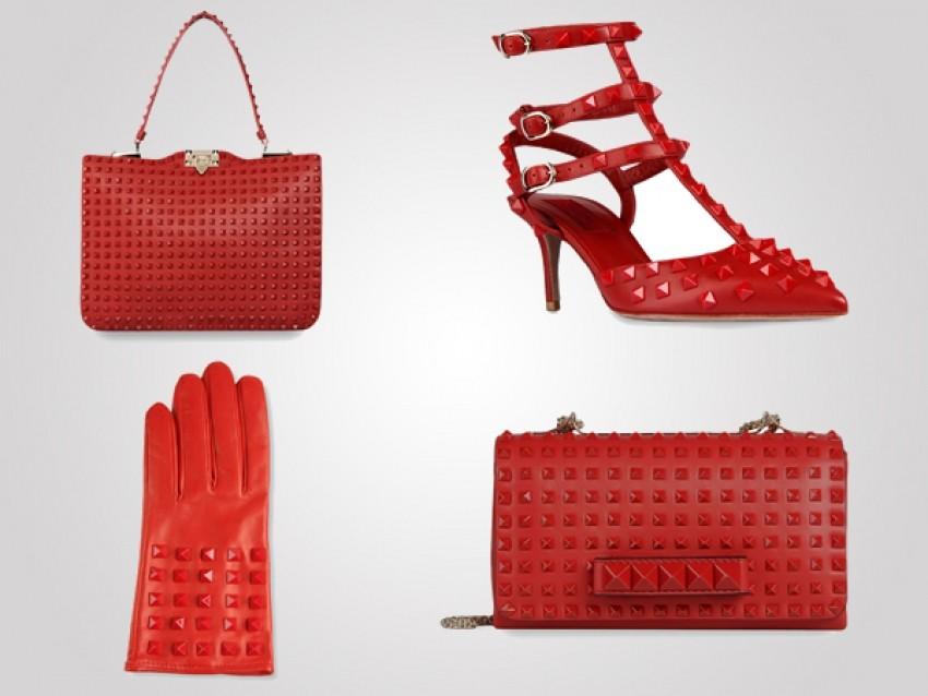 Valentino Rockstud Rouge kolekcija