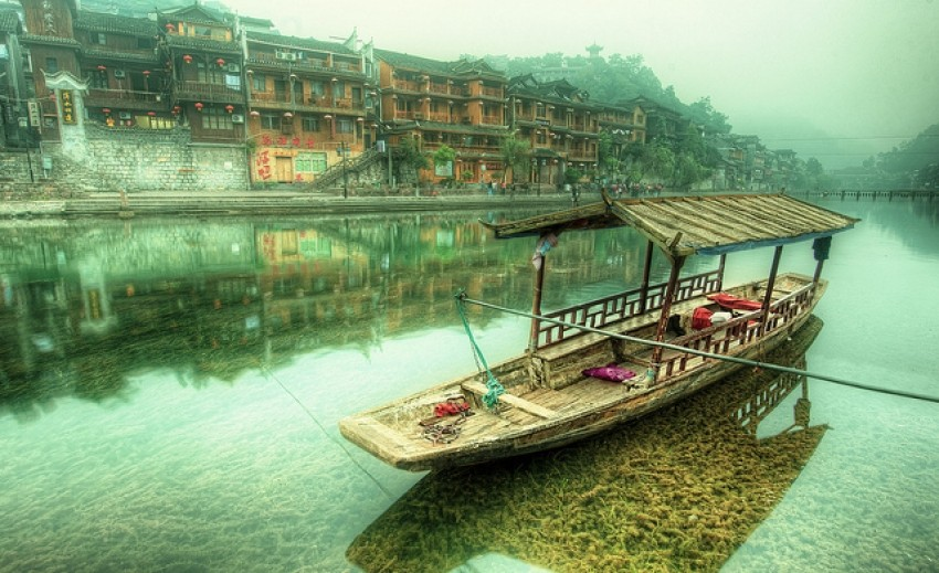 Top 10 mjesta prirodnih i povijesnih ljepota ta vidjeti, Fenghuang, Kina