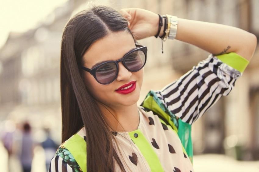 Modna dizajnerica Anamarija Asanović u8 svojoj novoj kolekciji i s Ghetaldus naočalama