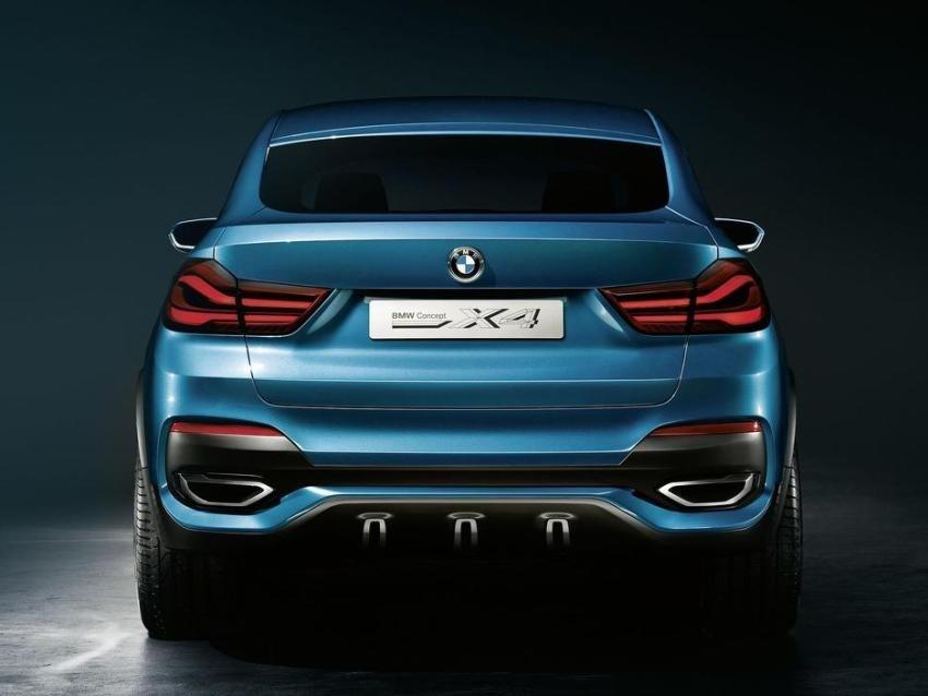 BMW X4 Koncept