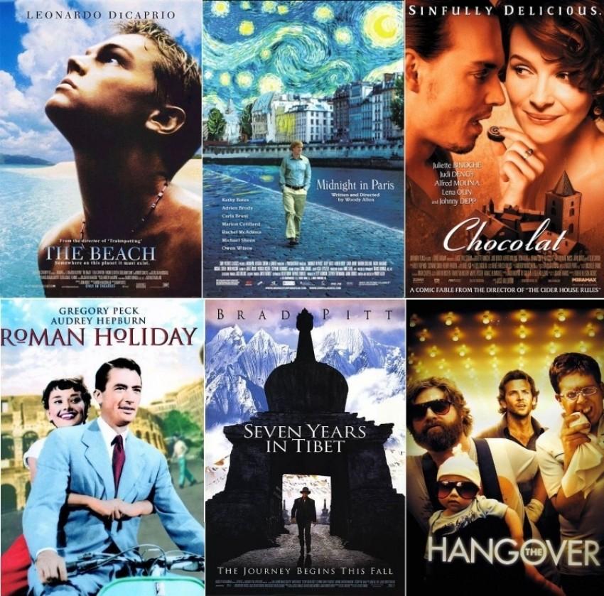 20 filmova koji vas tjeraju da putujete diljem svijeta, vrhunski filmovi i putovanja
