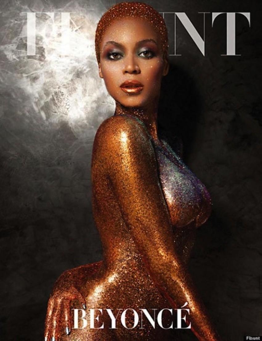 Beyonce za časopis Flaunt