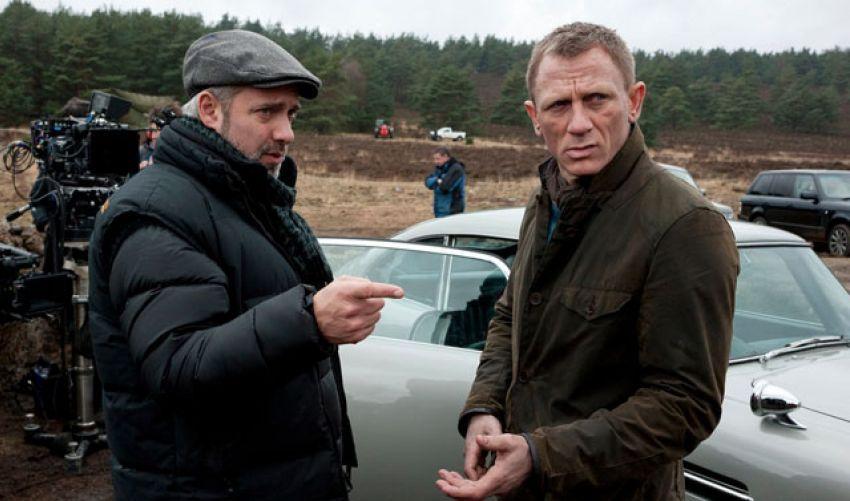 Sam Mendes i Daniel Craig