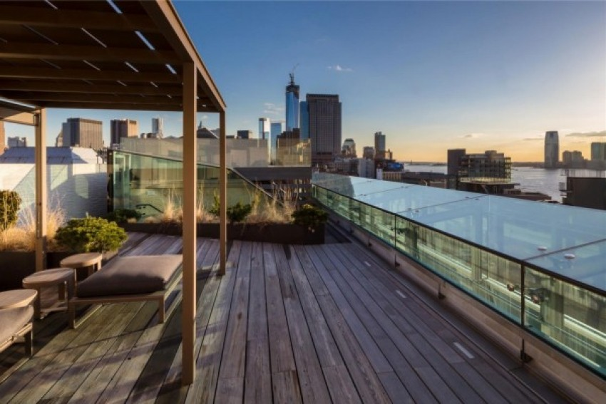 Luksuzni penthouse u New Yorku