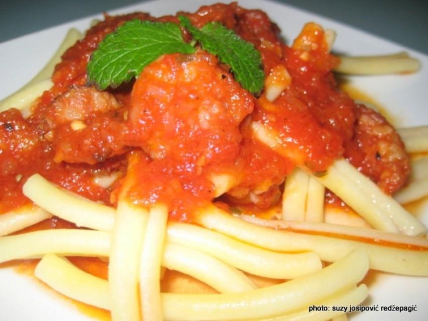 Sardinijska tjestenina