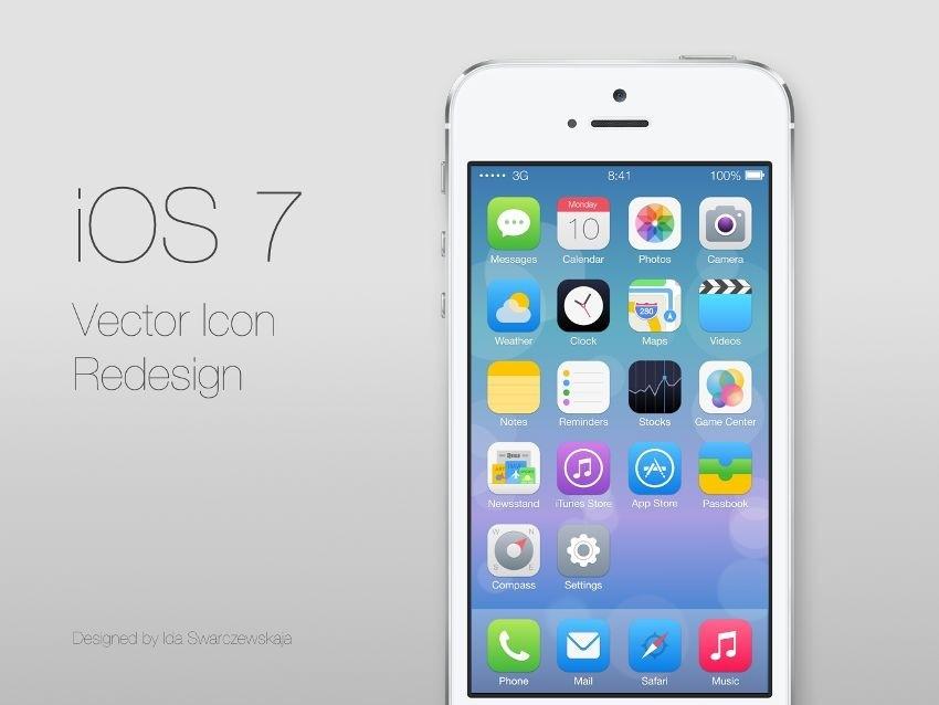 Novi Appleov iOS 7