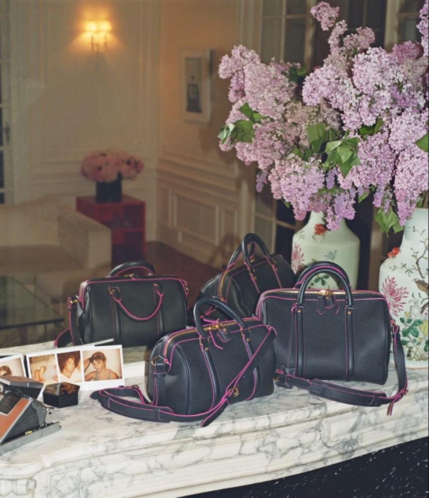Sofija Coppola za Louis Vuitton