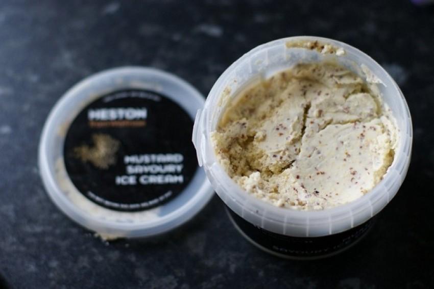 Sladoled od senfa