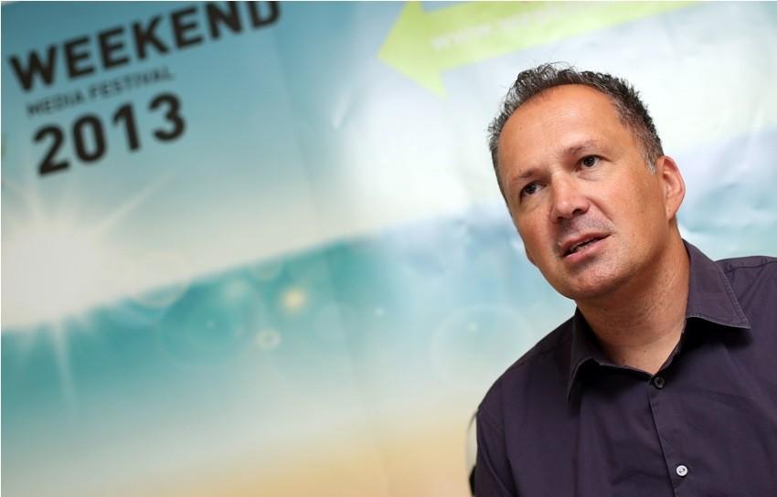 Weekend Media Festival 2013, Tomo Ricov