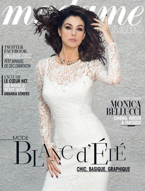 Monica Belucci za Madame Figaro
