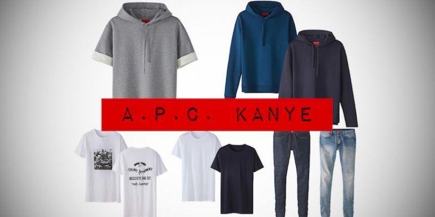 Kolekcija Kanye Westa za A.P.C.