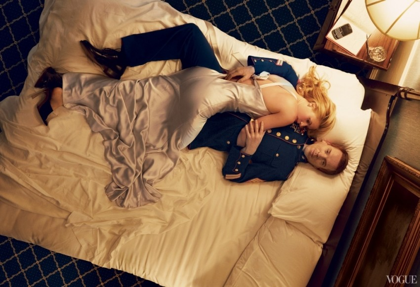 Claire Danes za američki Vogue