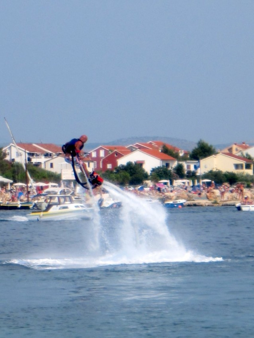 Fly board, Srima Vodice