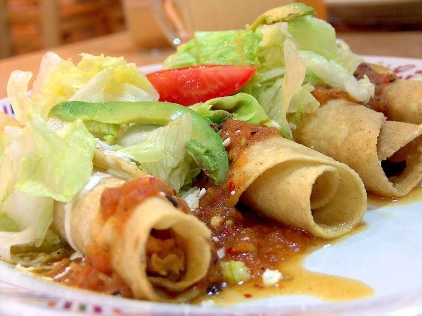 Meksički tacosi