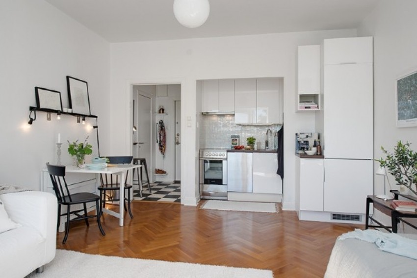 Uređenje stana od 26 m2