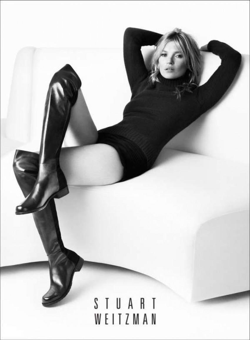 Kate Moss u kampanji Stuarta Weitzmana