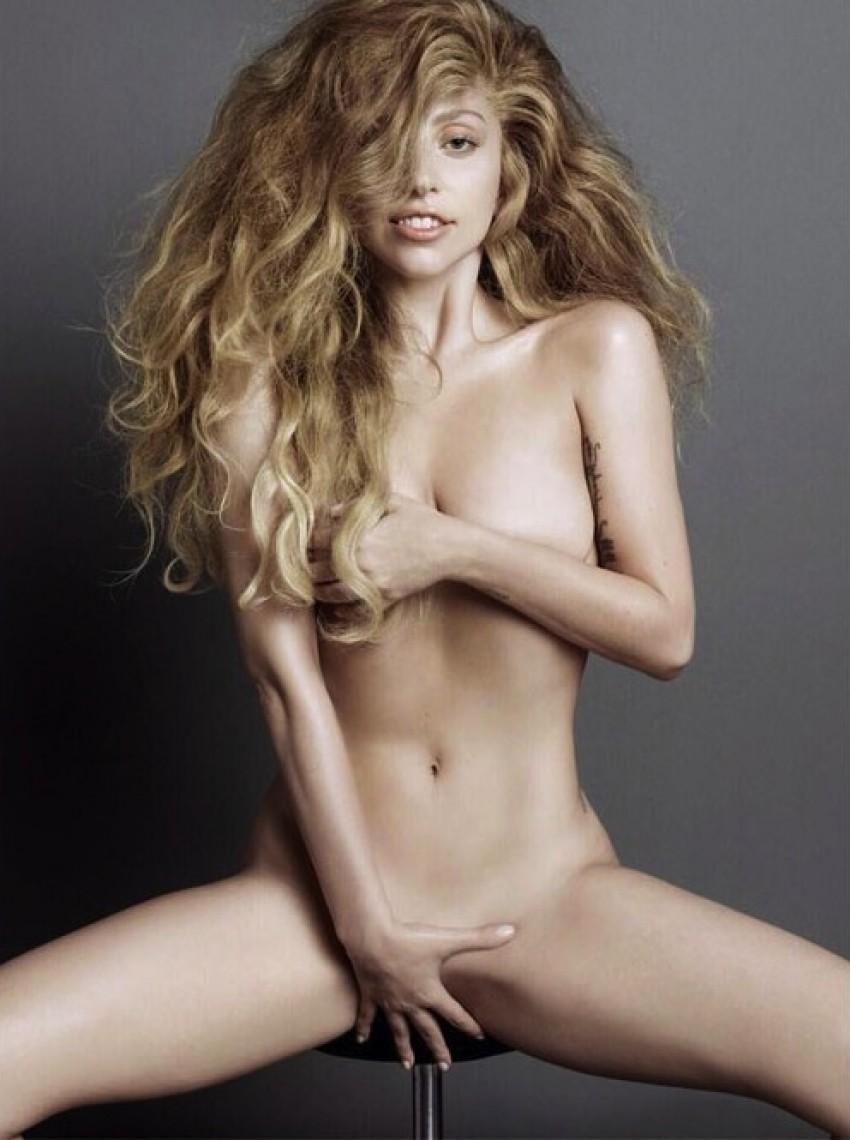 Lady Gaga za V Magazine