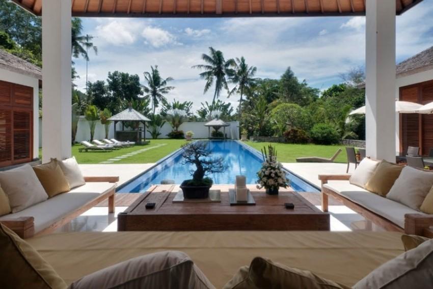 Vila Les Rizieres na Baliju