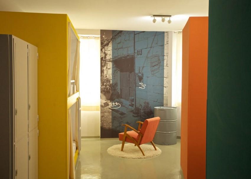 Dizajn hostel Emanuel, Split