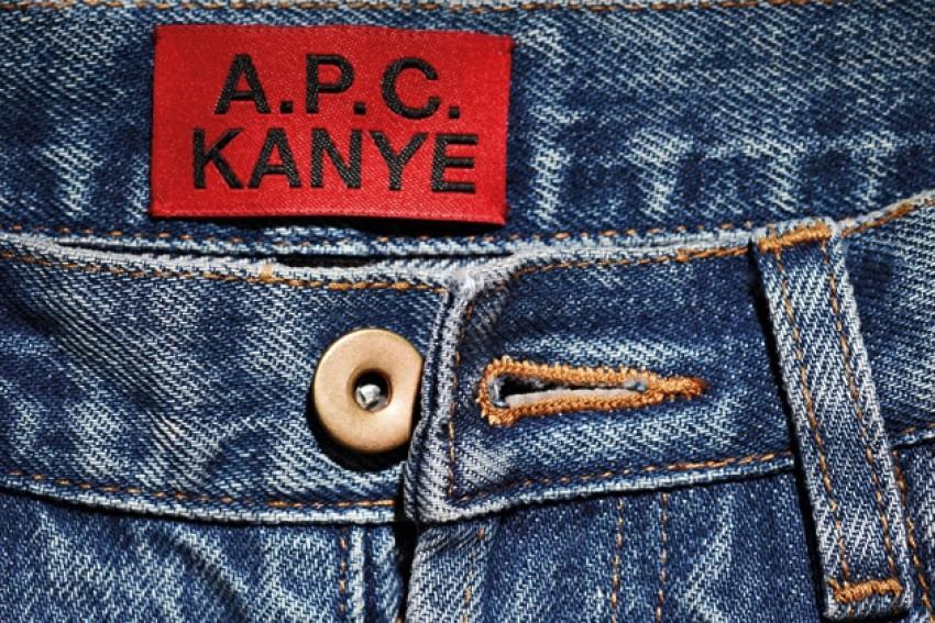 A.P.C. X Kanye West