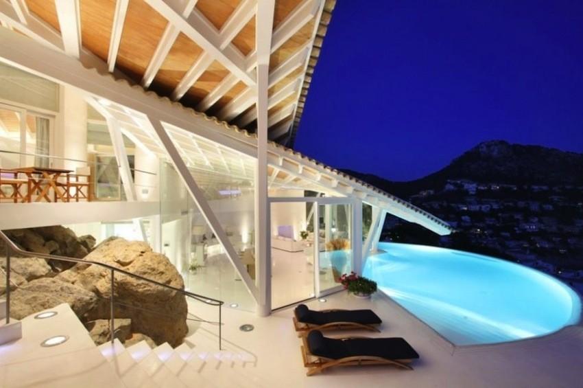 """Luksuzna """"Bird House"""" vila u Španjolskoj"""