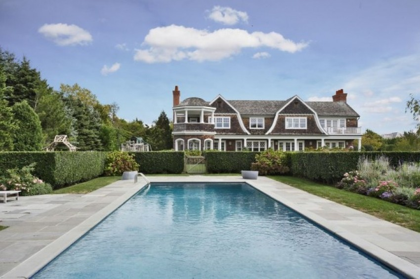Kuća Jennifer Lopez u Hamptonsima
