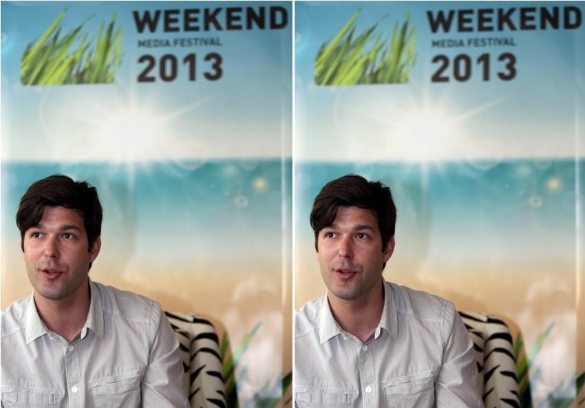 Weekend Media Festival 2013