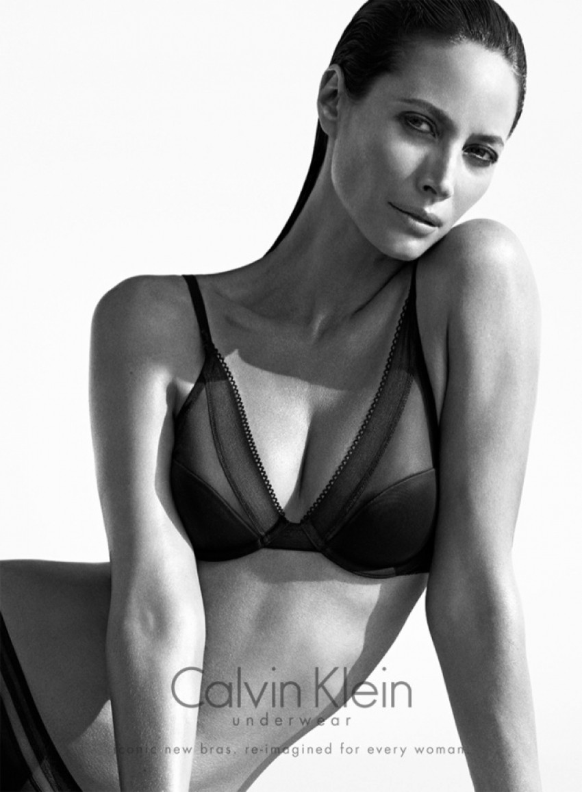 Christy Turlington za Calvin Klein