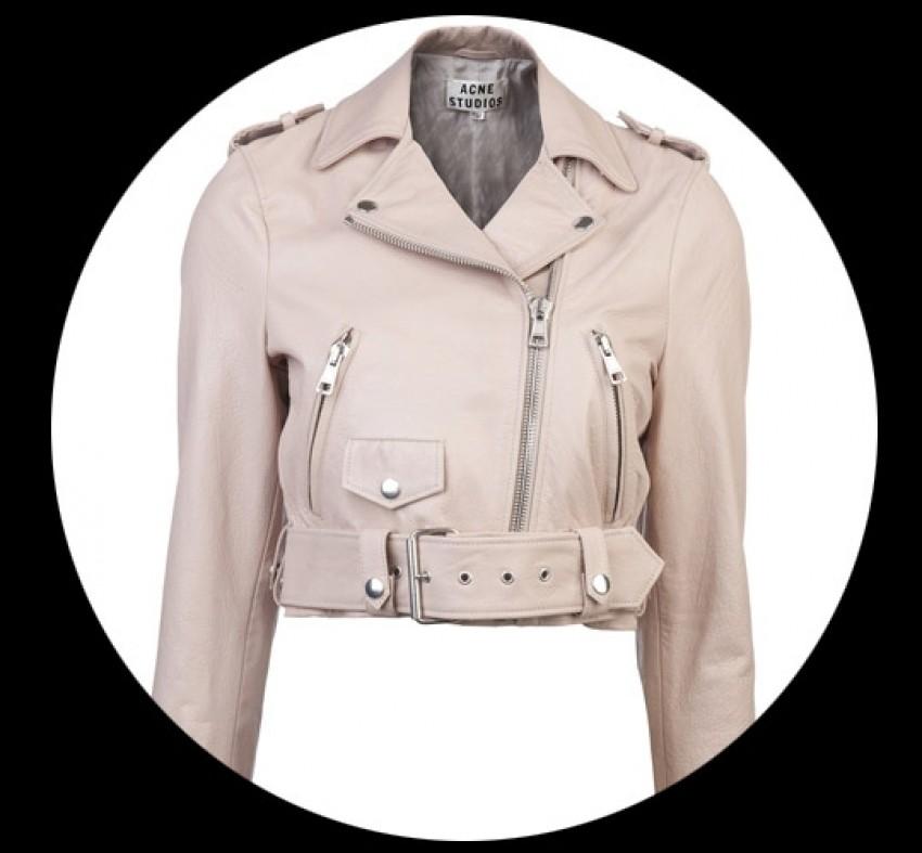Kratka motoristička jakna