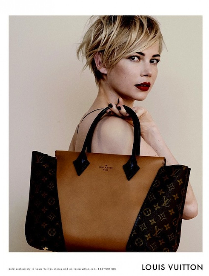 Michelle Williams za Louis Vuitton