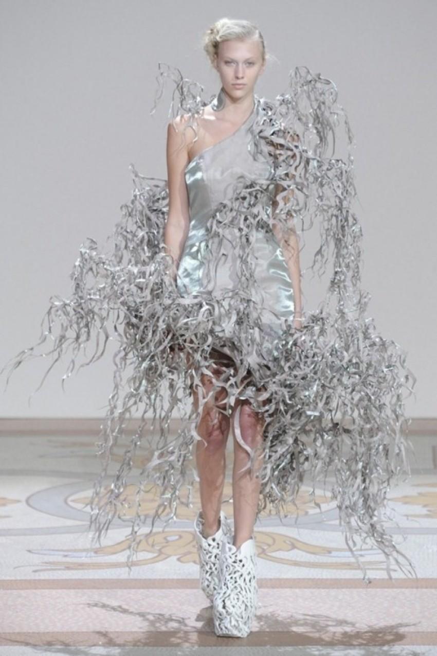 Iris Van Herpen Haute couture jesen 2013.