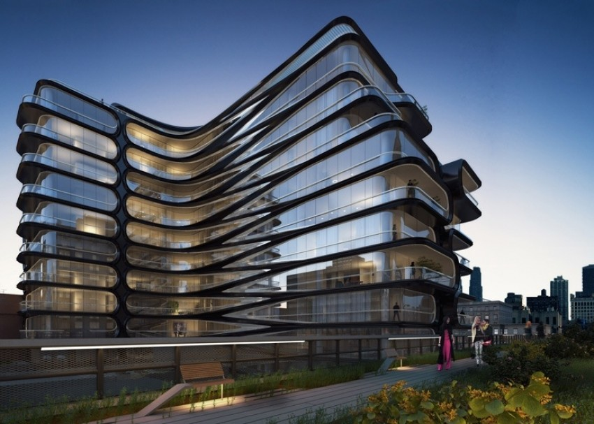 Nova zgrada Zahe Hadid