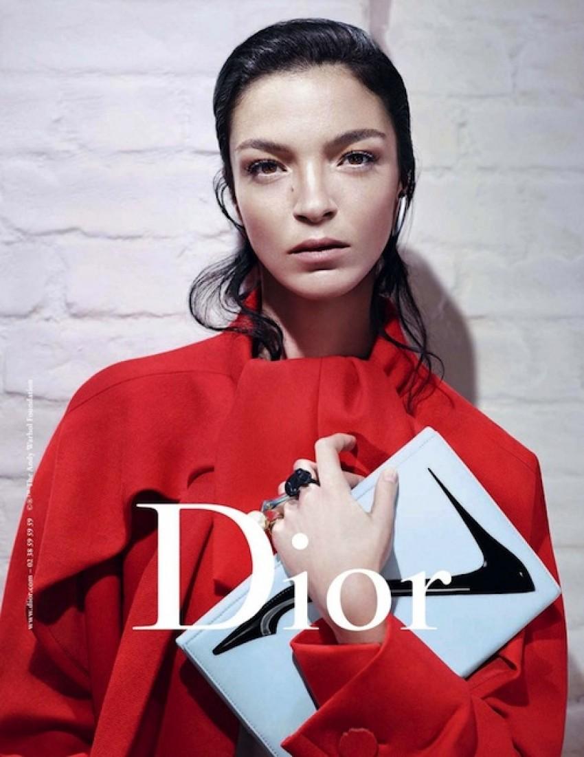 Jesenska kampanja modne kuće Dior