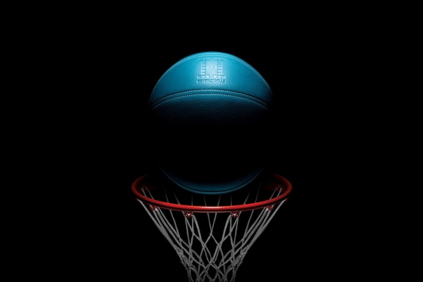 Hermes košarkaška lopta