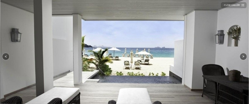 Hotel Saint-Barth Isle de France