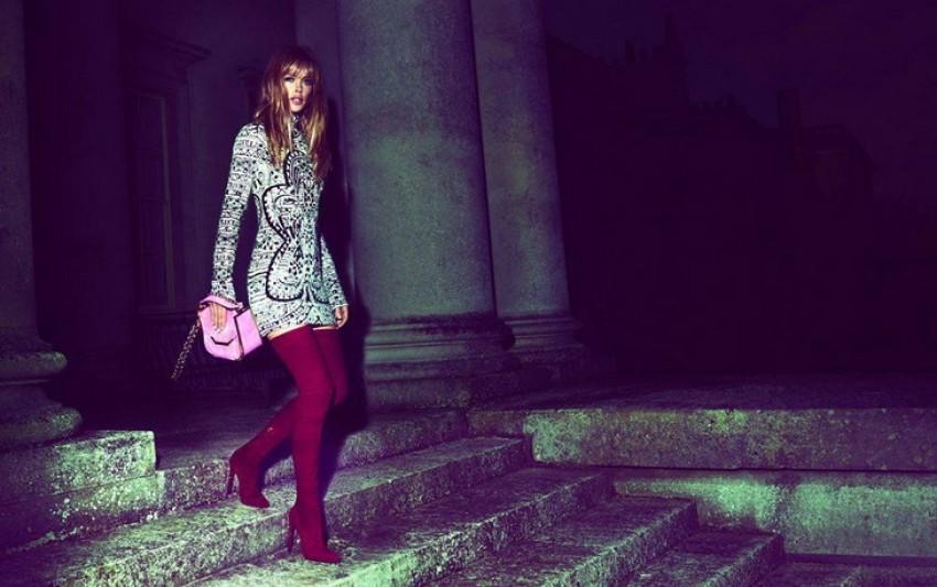 Jesenska kampanja modne kuće Pucci