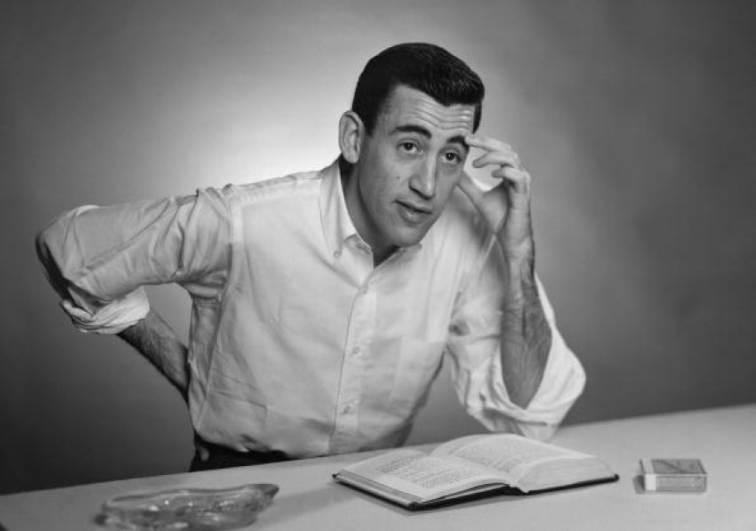 J.D:Salinger