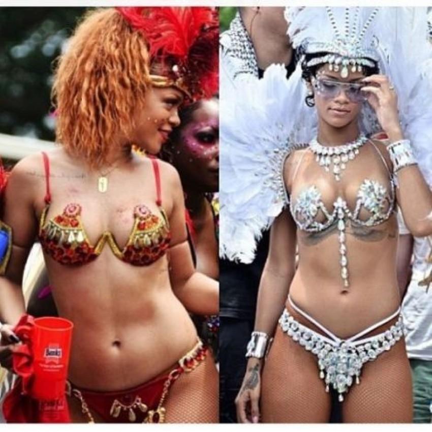 Rihanna ove i prošle godine