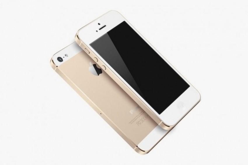 Zlatni iPhone 5S