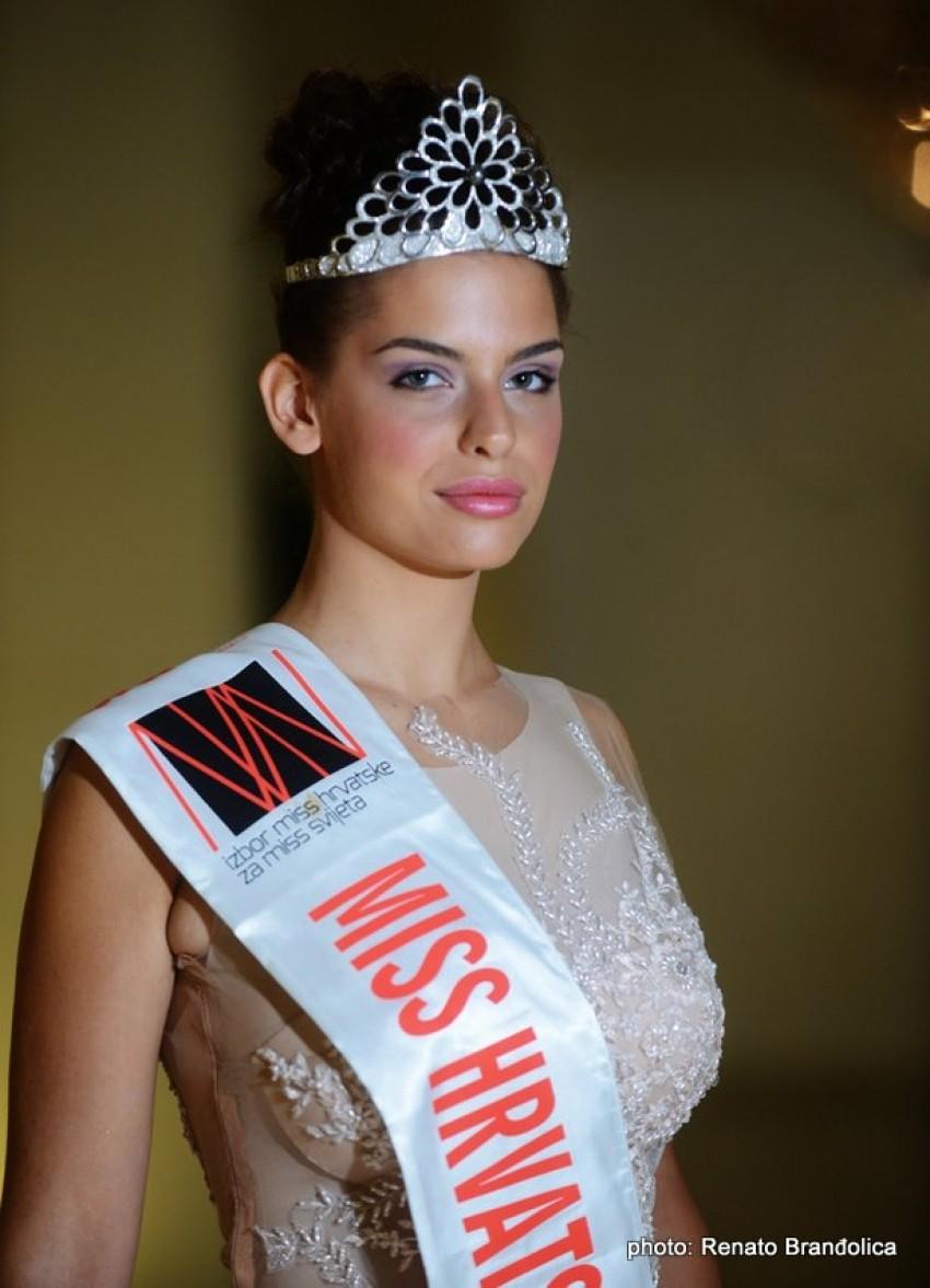 Lana Gržetić, Miss Hrvatske 2013.