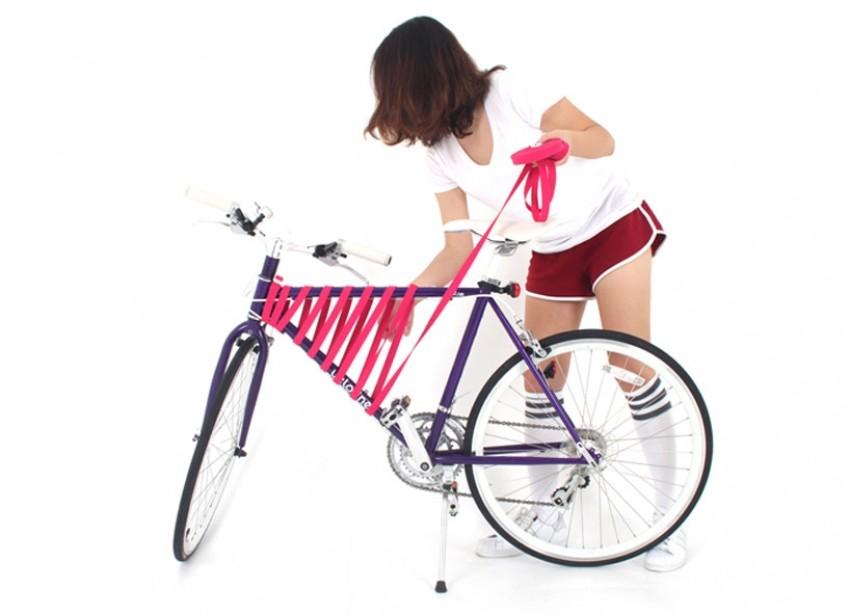 Zanimljiv dodatak za svaki bicikl