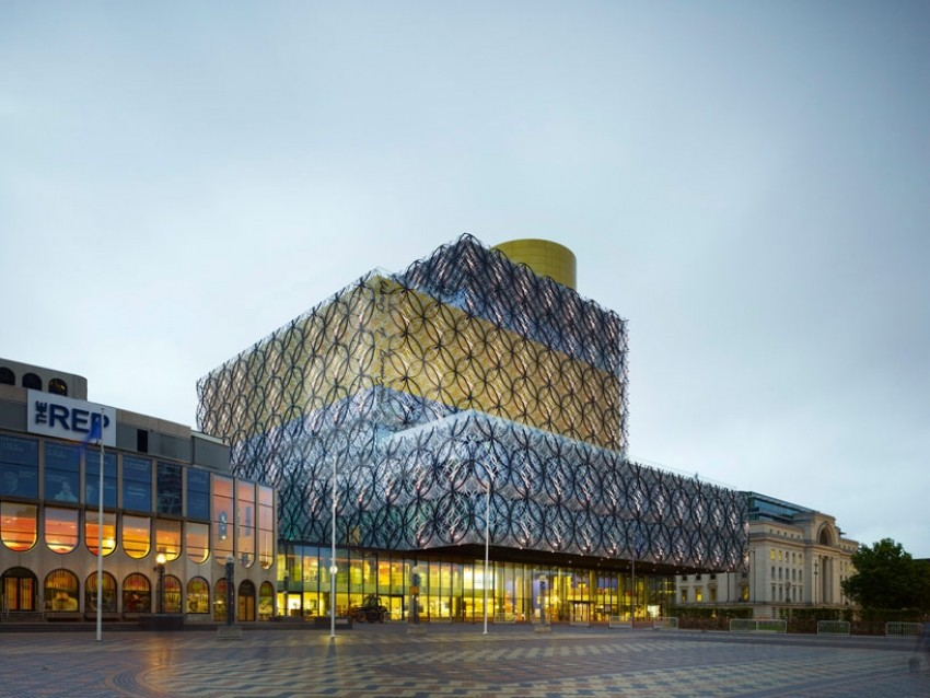 Knjižnica u Birminghamu
