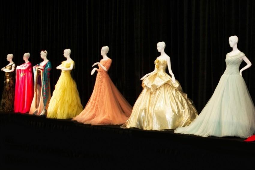 Disneyeve dizajnerske haljine