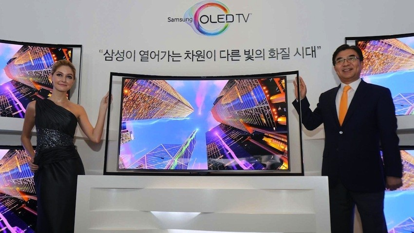Samsung OLED televizor