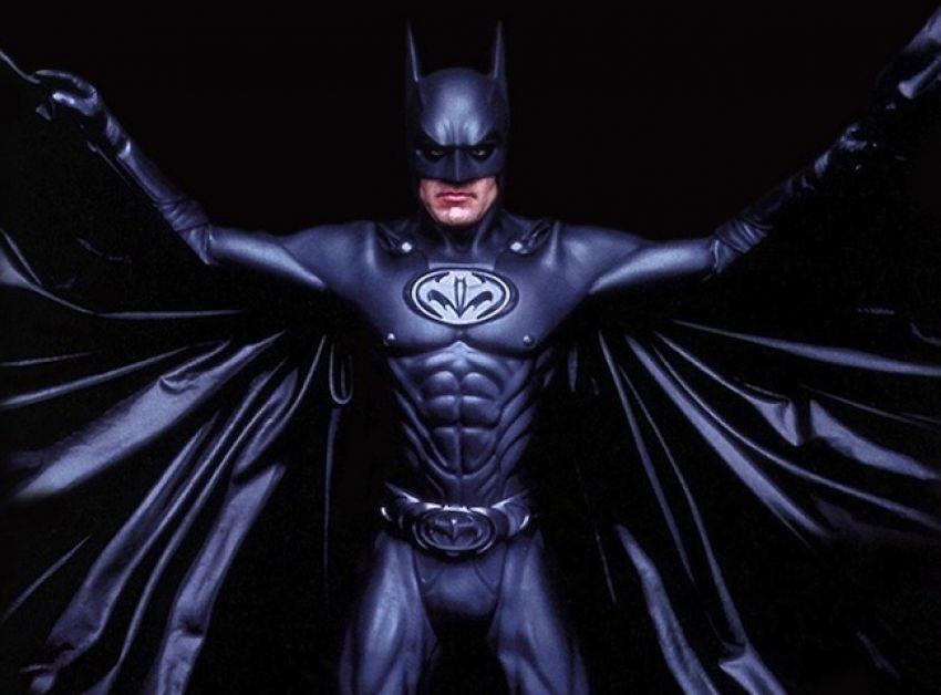 George Clooney kao Batman
