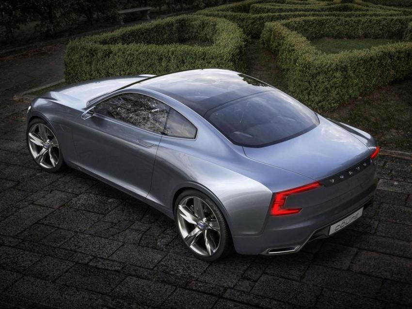 Volvo Gran Tourer Concept Coupe