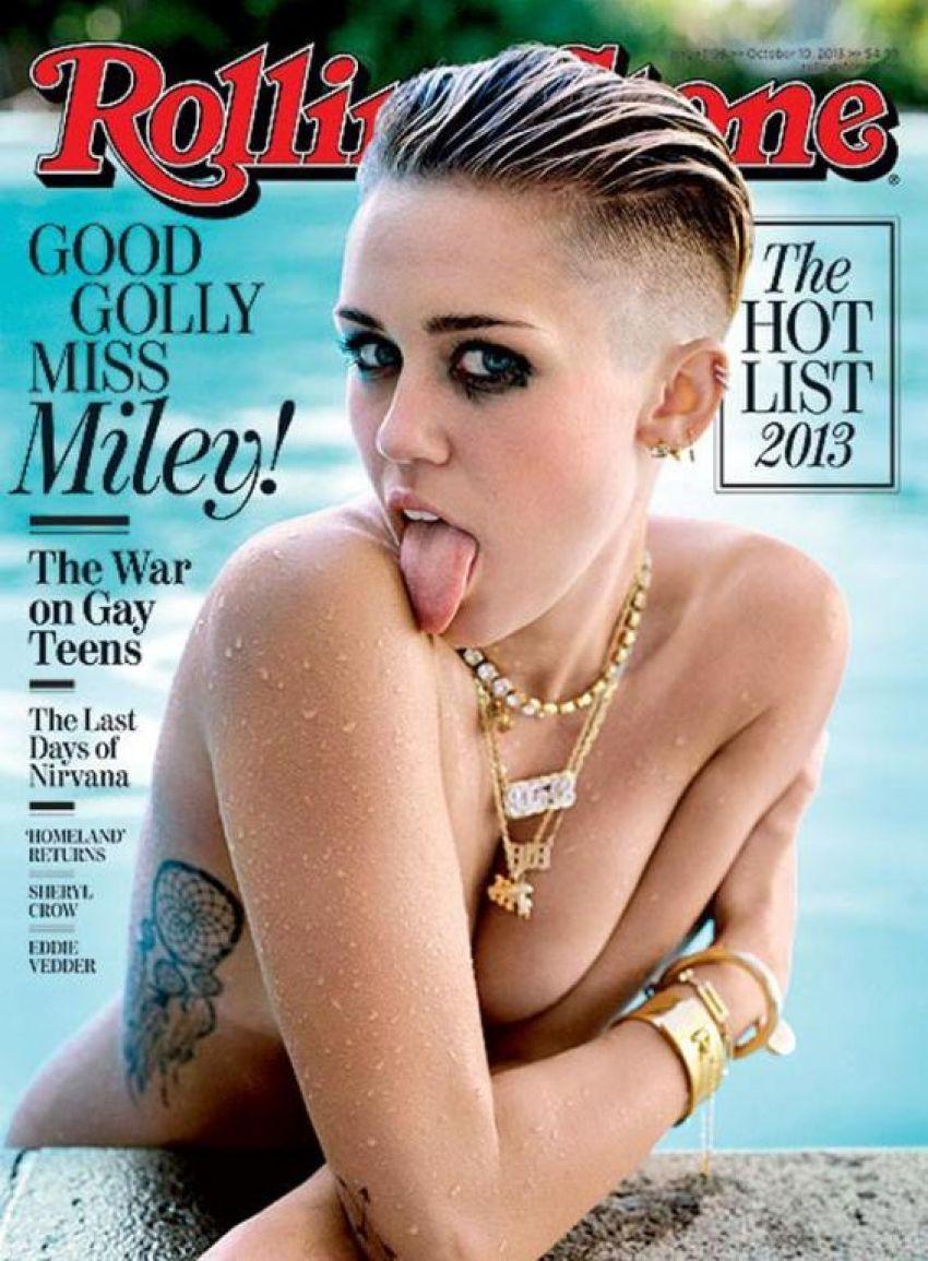 Miley Cyrus za časopis Rolling Stone