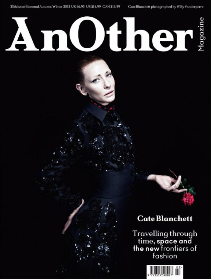Cate Blanchett za AnOther Magazine
