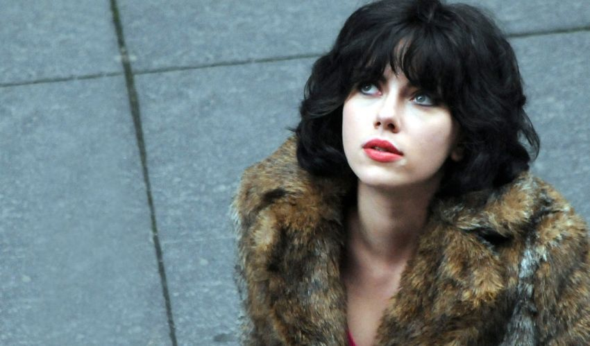 "Scarlett Johansson u filmu ""Under The Skin"""