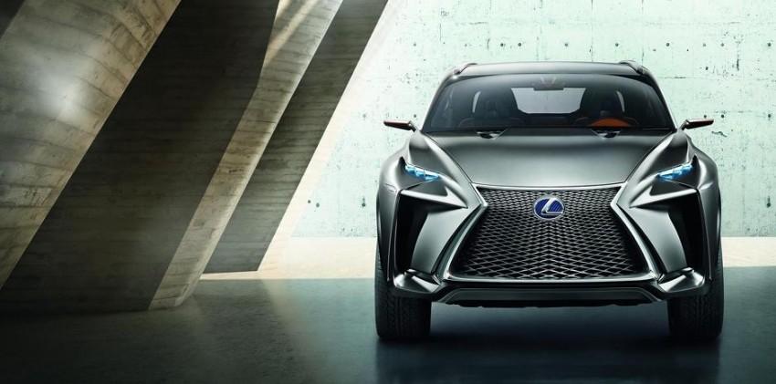 Lexus NF-NX